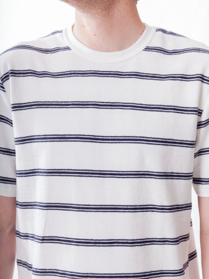 Samsøe Samsøe Samsøe Samsøe Katlego Tee Stripe Clear Cream