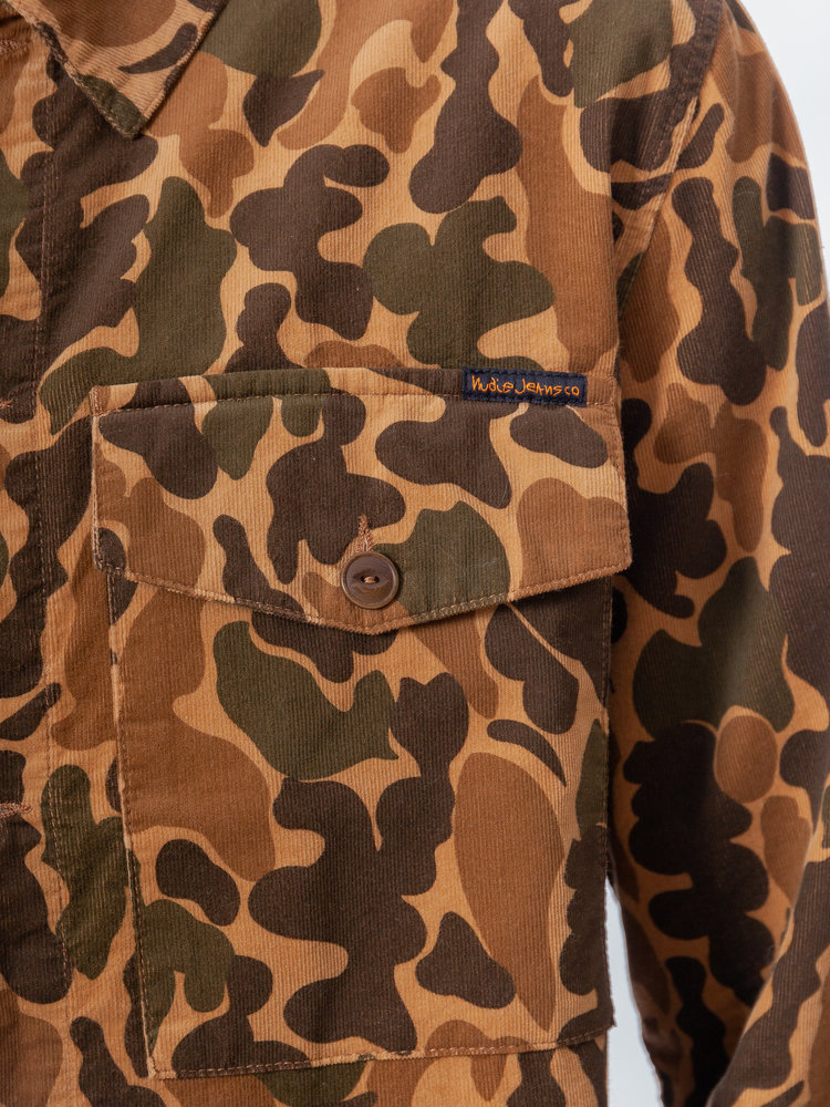 Nudie Jeans Colin Camouflage