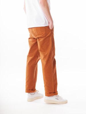Nudie Jeans Nudie Jeans Lazy Leo Canvas Cinnamon