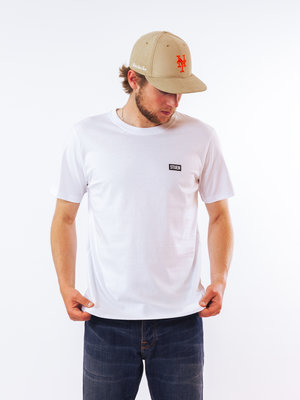 STUEN.Label Year of the Snake Tee White