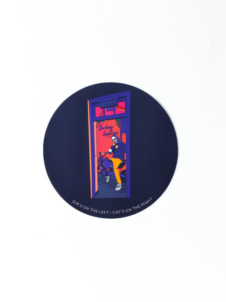 STUEN.Label Bombay Slipmat