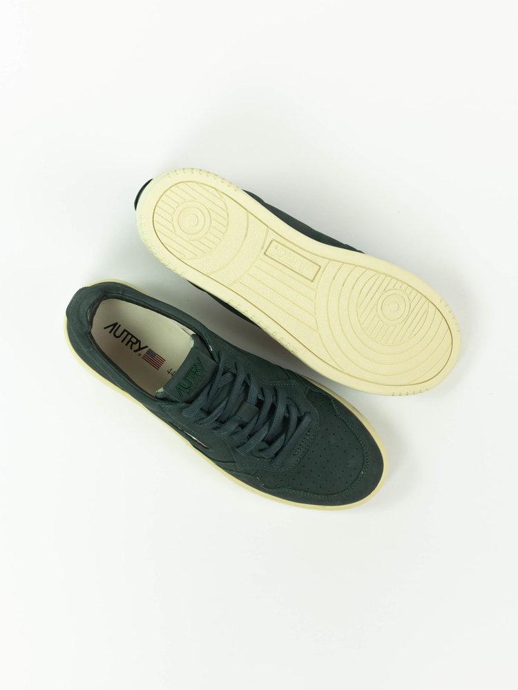 Autry Action Shoes Autry 01 Medalist Nabuk/Nabuk Green