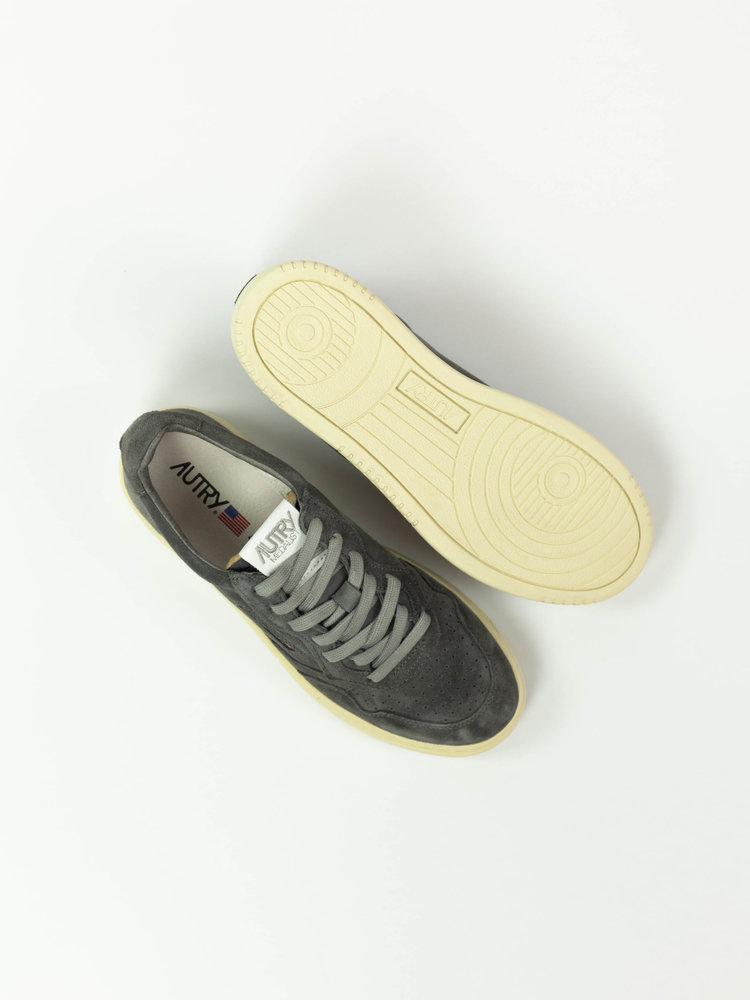 Autry Action Shoes Autry 01 Medalist Suede Grey