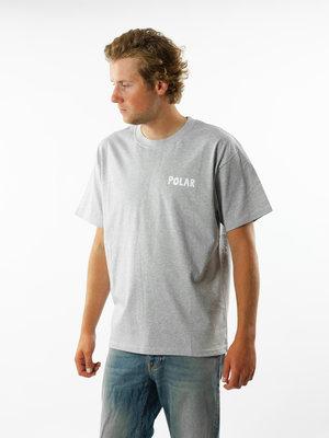 Polar Skate Co. Polar Skate Co. Circle of Life Tee Sport Grey