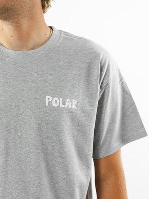 Polar Skate Co. Circle of Life Tee Sport Grey