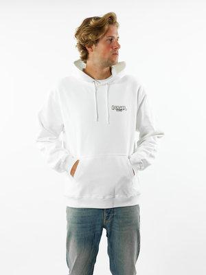 Polar Skate Co. Mt. Fuji Hoodie White