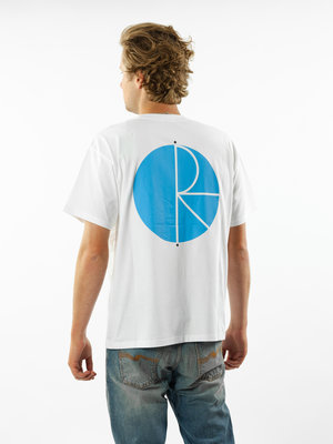 Polar Skate Co. Polar Skate Co. Fill Logo Tee White