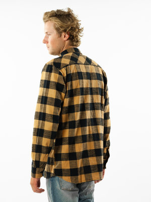 Edwin Jeans Edwin Jeans Labour Shirt Heavy Flannel Rabb
