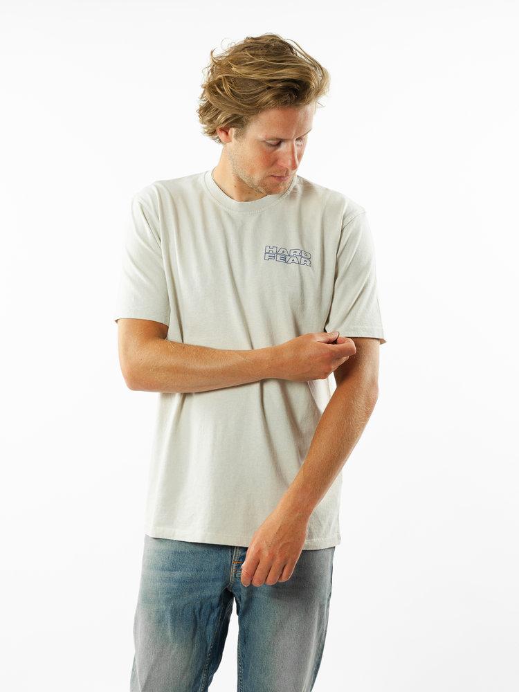 Edwin Jeans Edwin Jeans Hard Fear Tee Sliver Grey