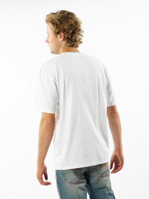 Edwin Jeans Cloudy Tee White