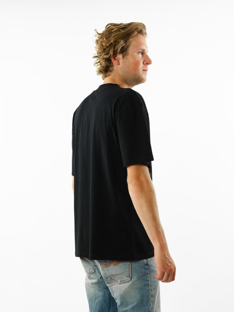 Edwin Jeans Cloudy Tee Black