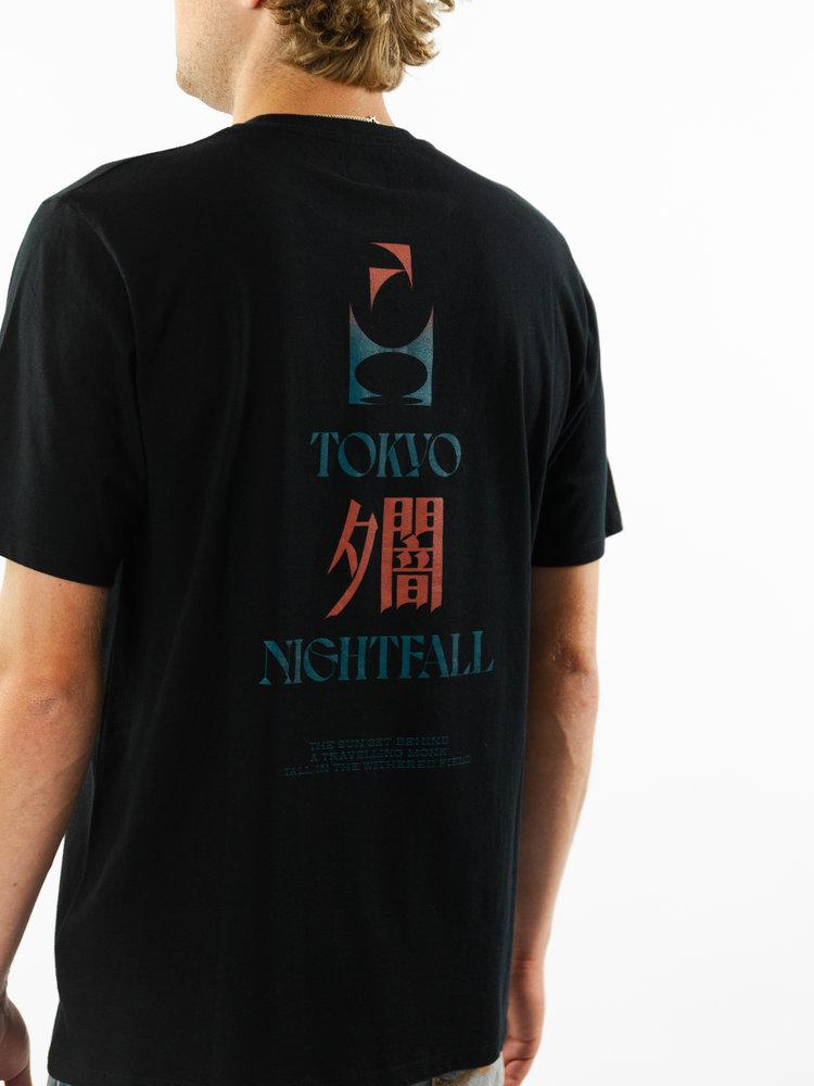 Edwin Jeans Edwin Jeans Tokyo Nightfall Tee Black