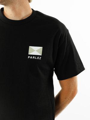 PARLEZ PARLEZ Biscay Tee Black