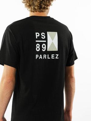 PARLEZ Biscay Tee Black