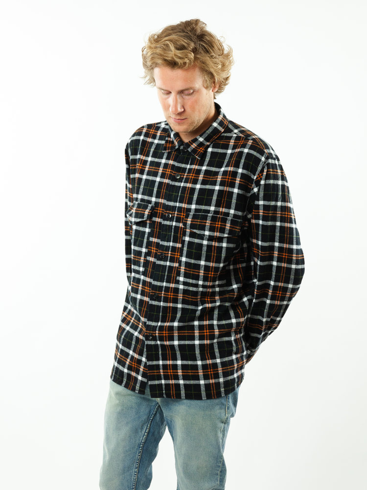 Edwin Jeans Edwin Jeans Big Shirt Heavy Flannel Black