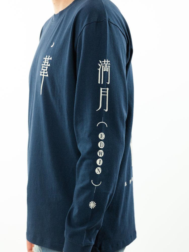 Edwin Jeans Edwin Jeans Dream Diaries II Longsleeve Navy Blazer