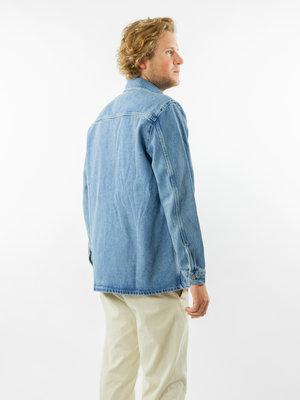 NN07 Peter Denim Overshirt
