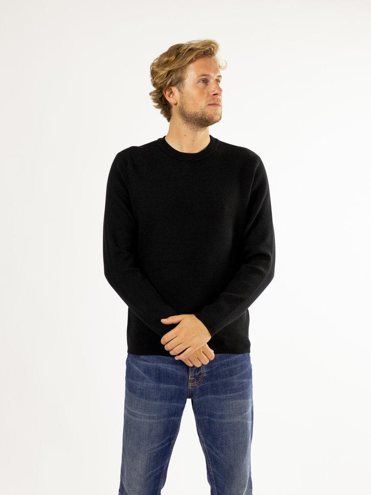 Samsøe Samsøe Gunan crew neck Black