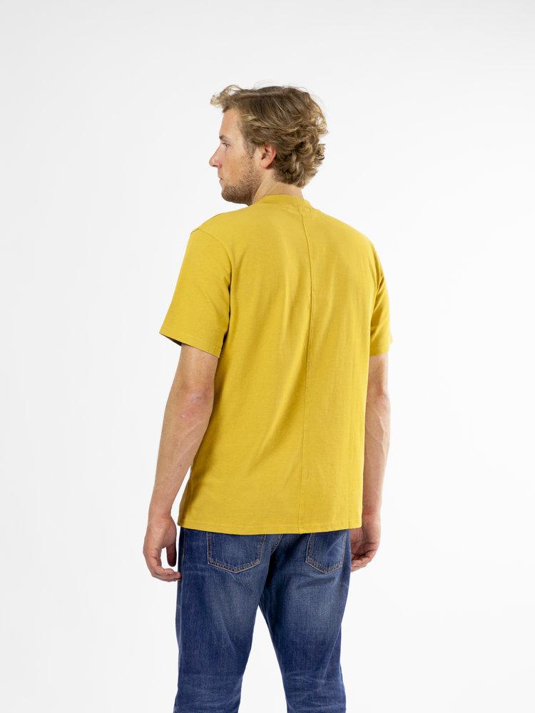 Samsøe Samsøe Norsbro T-shirt Mustard Gold