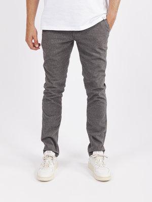 NN07 Marco Pants Grey Melange