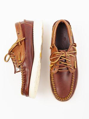 Sebago Seneca Brown/Cinnamon