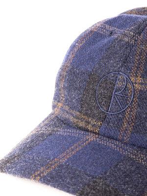 Polar Skate Co. Polar Skate Co. Wool Stroke Logo Cap Blue