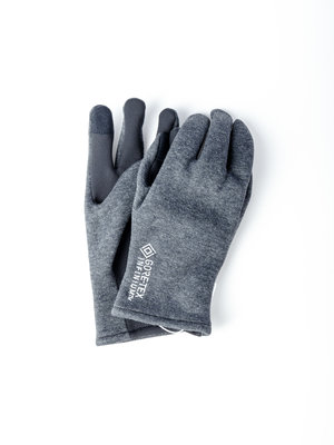 Samsøe Samsøe Chandler Gloves Dark Gery Melange