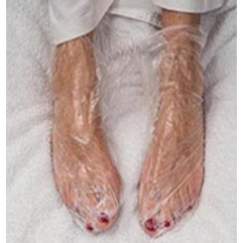 Lakshmi PadiPuur Socks (Foot) - Keratine Intense Treatment