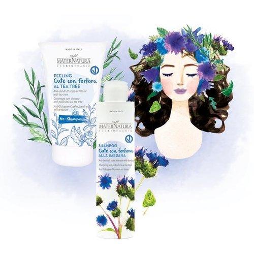 Natuurlijke Shampoo & Exfoliatie