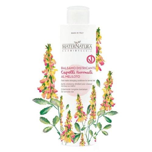 MaterNatura Conditioner - Glans voor Normaal Haar (Shea Butter)