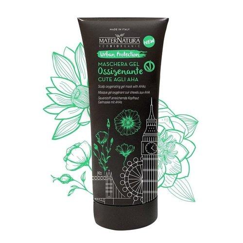 MaterNatura Pre-Shampoo Scalp Exfoliator - Hair Detox (AHA Oxygenating)