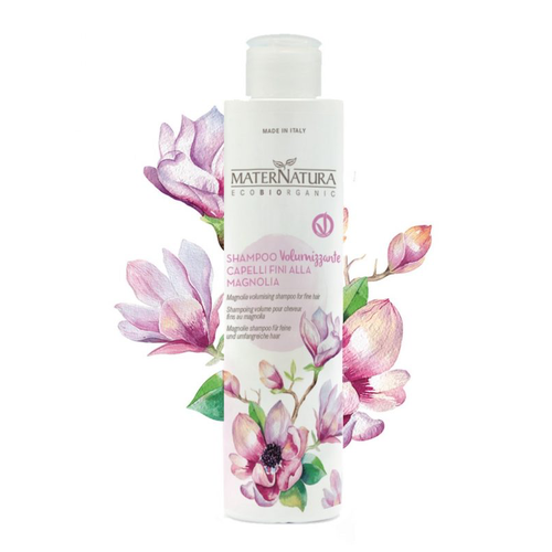 MaterNatura Shampoo - Fijn Haar (Magnolia)