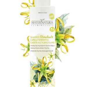 MaterNatura Shampoo - tegen Haaruitval (Ylang Ylang)