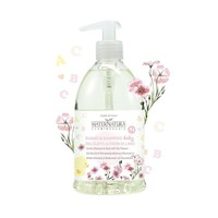 Baby Shampoo & Badschuim (Vlasbloem)
