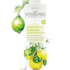 MaterNatura Douchegel - Bergamot Tonifying
