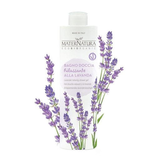 MaterNatura Douchegel - Lavendel Relaxing