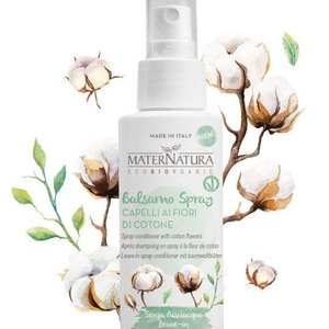 MaterNatura Anti Klit Spray (Cotton Flowers)