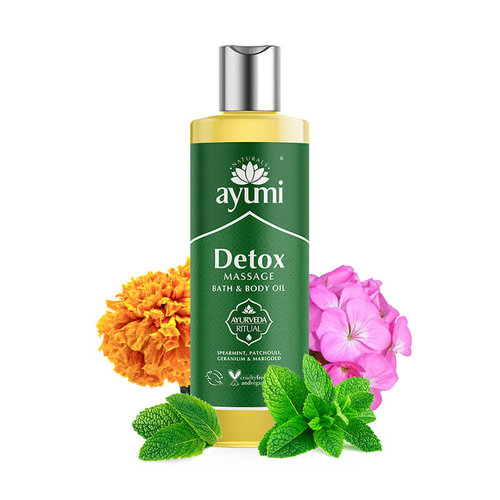 Ayumi Massage Olie - Detox