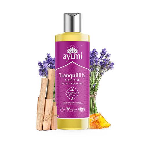 Ayumi Massage Olie - Ontspanning