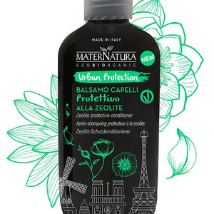 MaterNatura Conditioner - Hair Detox (Protective Zeolite)