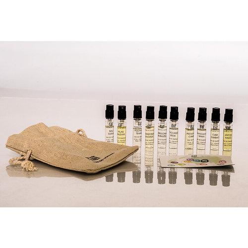 Fiilit Parfum Collectie Compleet - Testerset (10st a 2ml)