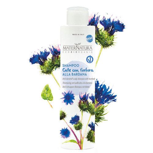 MaterNatura Shampoo - AntiRoos (Eucalyptus)