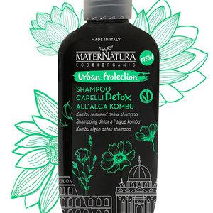 MaterNatura Shampoo - Hair Detox (Kombu Seaweed)