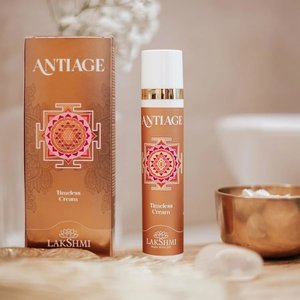 Lakshmi AntiAge Gezichtscreme - Timeless