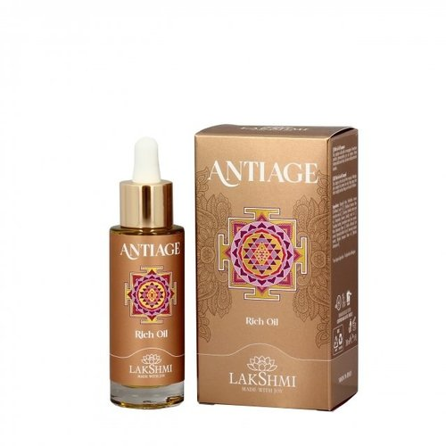 Lakshmi AntiAge Rich Oil (Champaca)
