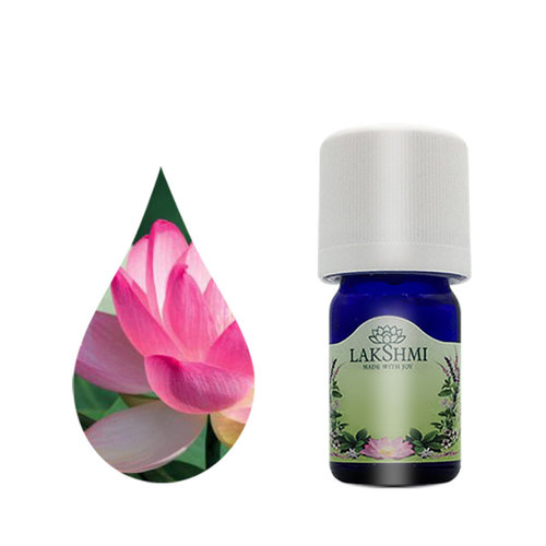 Lakshmi Lotus Bloem (India, Abs.) - Etherische Olie
