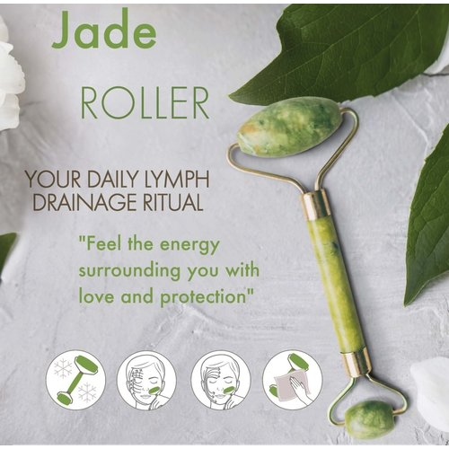 Lakshmi Jade Face Roller