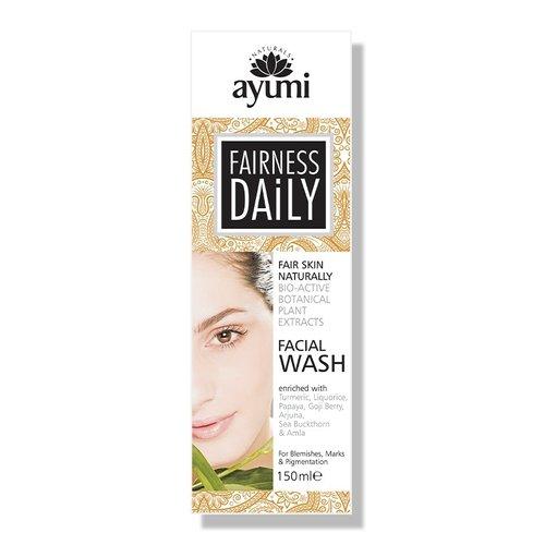 Ayumi Facial Wash - Fairness Daily
