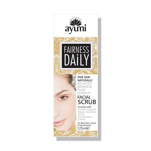 Ayumi Facial Scrub - Fairness Daily