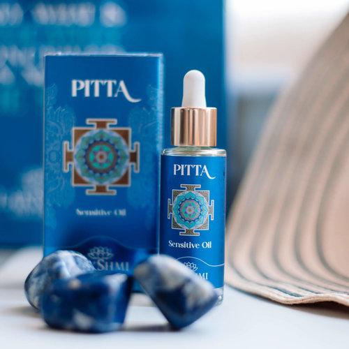 Lakshmi Pitta Sensitive Olie (Sint Janskruid) - Gevoelige huid
